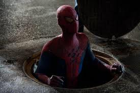 Spidey in the Sewer