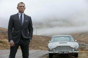 Skyfall — Daniel Craig