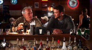 Trouble with the Curve — Timberlake and Eastwood