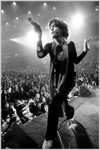 Mick Jagger Gimme Shelter