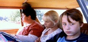 Josh Peck, Carly Schroeder, and Rory Culkin in Mean Creek