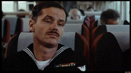 Image result for jack nicholson in the last detail