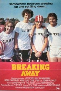 Breaking Away poster