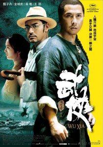 Wu Xia Dragon Poster