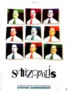 Schizopolis french poster