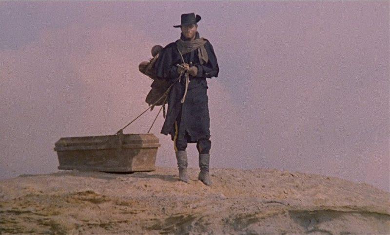 Franco Nero as Django
