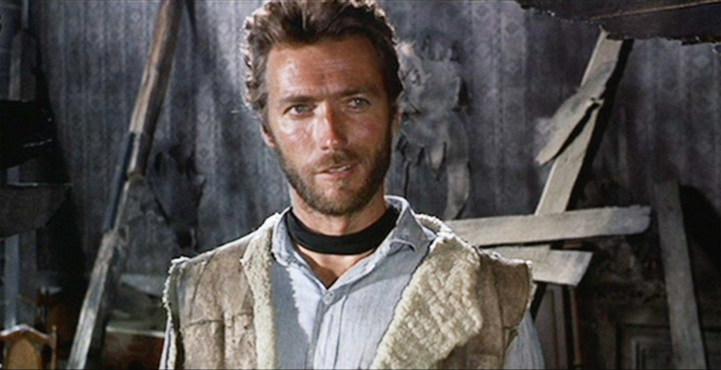 The Good The Bad and the Ugly Blondie Clint Eastwood