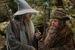 Ian-McKellen-and-Sylvester-McCoy-in-The-Hobbit-An-Unexpected-Journey
