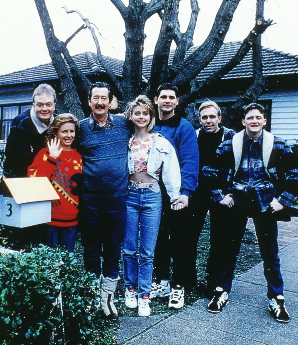 The Castle - The Kerrigan family