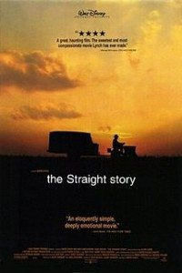 The Straight Story poster