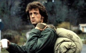 First Blood Stallone