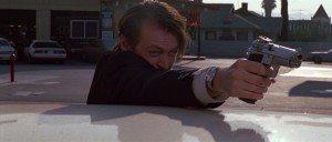 Steve Buscemi as Mr. Pink in Reservoir Dogs