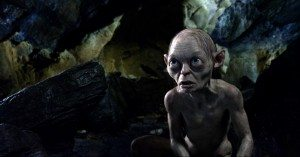 I did not hate the part with Gollum.