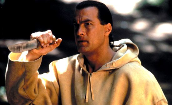 Steven Segal On Deadly Ground