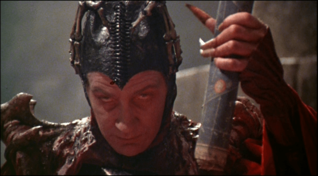 Time Bandits David Warner as Evil Genius