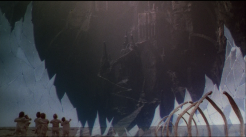 Time Bandits Fortress of Ultimate Darkness