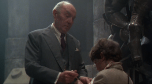 Time Bandits Ralph Richardson as the Supreme Being