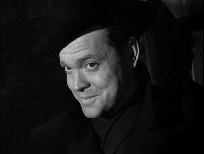Third Man Orson Welles Harry Lime