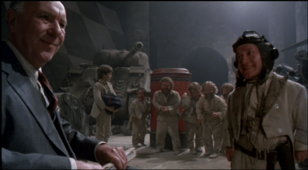 Time Bandits Ralph Richardson Supreme Being