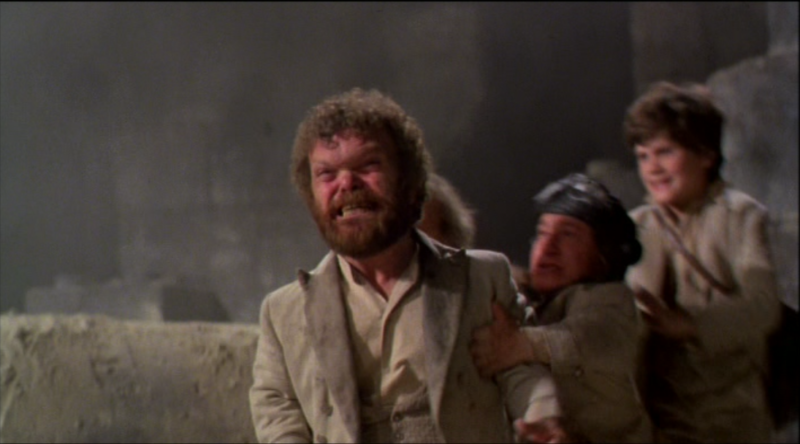 Time Bandits Jack Purvis Wally Gets Mad