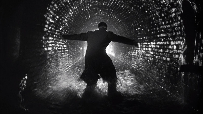 The Third Man sewers