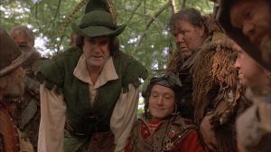 Time Bandits John Cleese Robin Hood