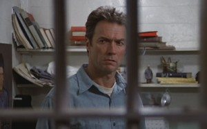 Escape from Alcatraz Eastwood as Morris