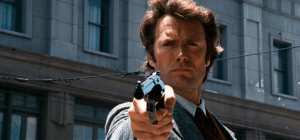 Dirty Harry do you feel lucky?