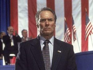 In the Line of Fire Clint Eastwood as Frank Horrigan