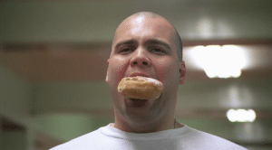 Full Metal Jacket Vincent D'Onofrio donut