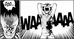 Akira Manga Tetsuo
