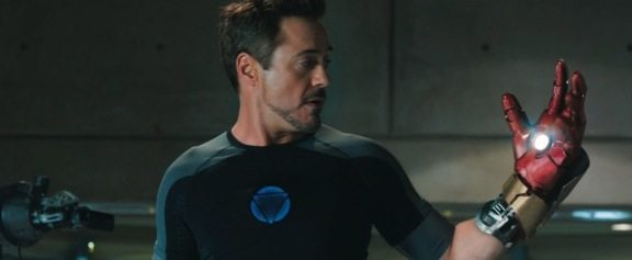 Take away my suit and my arc reactor and I'm just another billionaire playboy