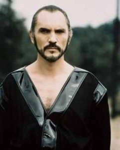 General Zod Terence Stamp