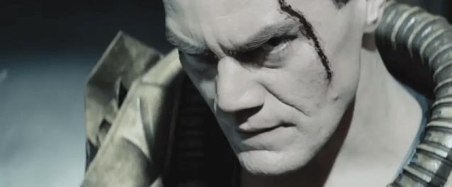 Shannon as General Zod