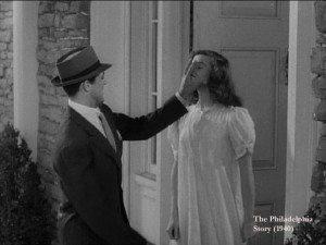 Cary Grant Katharine Hepburn Philadelphia Story