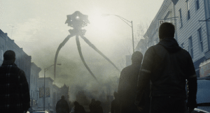 the tripods come to town