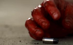 Hank's lucky bullet