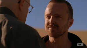 Breaking Bad Season 5 Episode 11 jesse hug