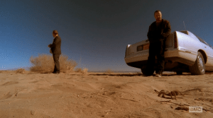 Breaking Bad Season 5 Episode 11 tarantula