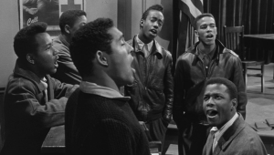 Poitier and friends get musical--see? They're not all bad