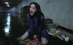 possession isabelle adjani subway baby