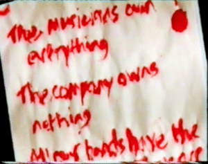 factory records blood contract