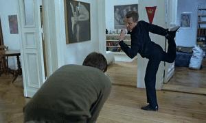 possession heinrich martial arts