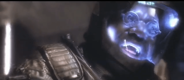 delroy lindo burns to death the core movie