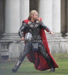 I thaw Thor