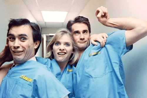re-animator behind the scenes