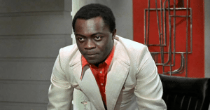 Yaphet Kotto Mr Big Live and Let Die
