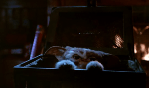 Gizmo, the cutest Chinese demon creature ever