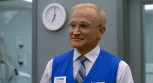 Going dark--and blond--in One Hour Photo