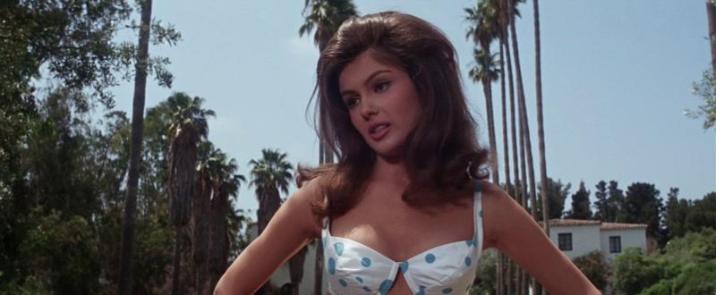 Harper Pamela Tiffin bikini 1966